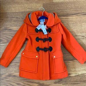 NWT Jacadi coat size 4